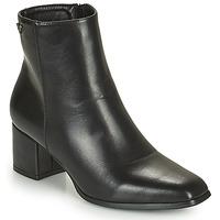 Topánky Ženy Čižmičky Les Petites Bombes CARINE Čierna