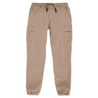 Oblečenie Chlapci Nohavice Cargo Teddy Smith PIKERS CARGO Béžová