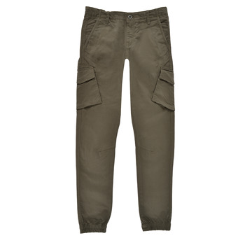 Oblečenie Chlapci Nohavice Cargo Teddy Smith BATTLE Kaki
