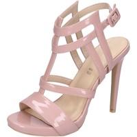 Topánky Ženy Sandále Brigitte Sandále BJ966 Ružová