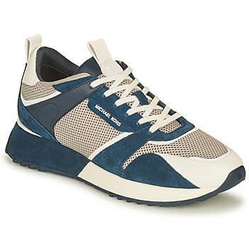 Topánky Muži Nízke tenisky MICHAEL Michael Kors THEO Námornícka modrá / Biela
