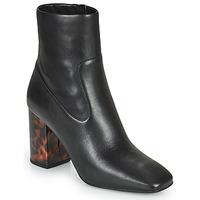 Topánky Ženy Čižmičky MICHAEL Michael Kors MARCELLA Čierna