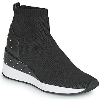 Topánky Ženy Členkové tenisky MICHAEL Michael Kors SKYLE Čierna