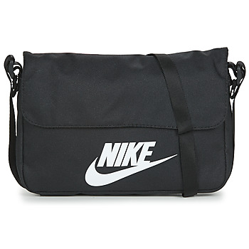 Tašky Tašky cez rameno Nike NIKE SPORTSWEAR Čierna / Biela