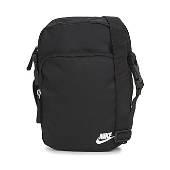 Tašky Vrecúška a malé kabelky Nike NK HERITAGE CROSSBODY -  FA22 Čierna / Biela