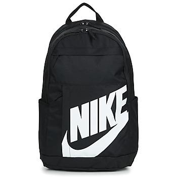Tašky Ruksaky a batohy Nike NIKE ELEMENTAL Čierna / Biela