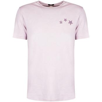 Oblečenie Muži Tričká s krátkym rukávom Antony Morato  Fialová