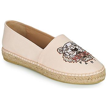 Topánky Ženy Espadrilky Kenzo ESPADRILLES CLASSIC TIGER Ružová / Svetlá telová