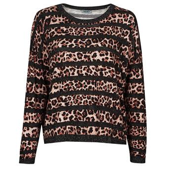 Oblečenie Ženy Svetre Liu Jo WF1538 Leopard