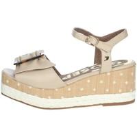 Topánky Ženy Sandále Gioseppo 62856 Beige