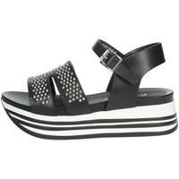 Topánky Ženy Sandále Keys K-5043 Black