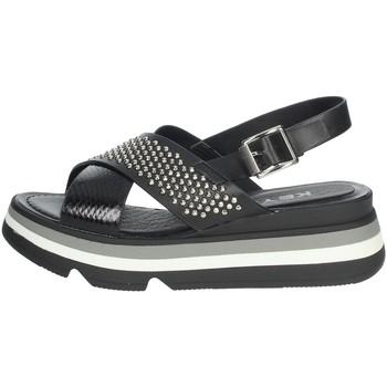 Topánky Ženy Sandále Keys K-4952 Black