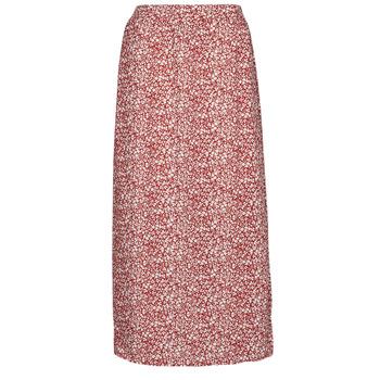 Oblečenie Ženy Sukňa Betty London OSWANI Červená hrdzavá / Biela