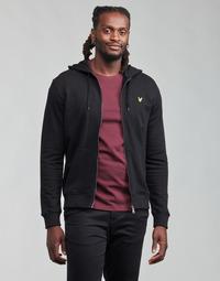 Oblečenie Muži Mikiny Lyle & Scott KANLIBE Čierna