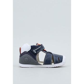 Topánky Chlapci Sandále Biomecanics  Modrá