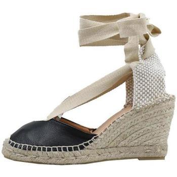 Topánky Ženy Espadrilky Senses & Shoes  Čierna