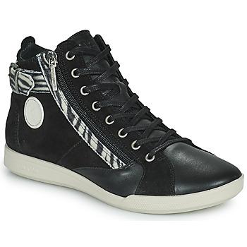 Topánky Ženy Členkové tenisky Pataugas PALME Čierna