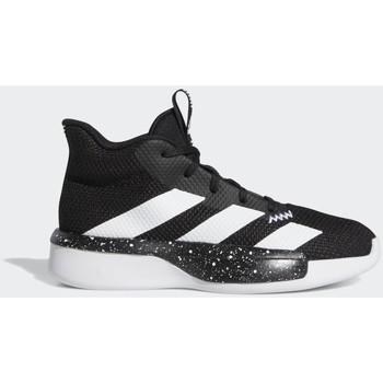 Topánky Deti Fitness adidas Originals PRO NEXT K EF9809 Čierna
