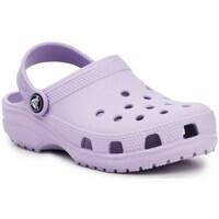 Topánky Deti Nazuvky Crocs Classic Clog K Fialová