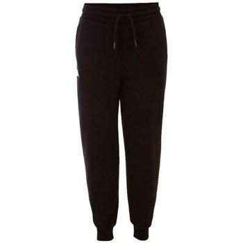 Oblečenie Ženy Tepláky a vrchné oblečenie Kappa Inama Sweat Pants Čierna