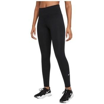Oblečenie Ženy Legíny Nike One Drifit Tights Čierna