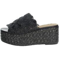 Topánky Ženy Šľapky Keys K-4860 Black
