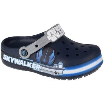 Topánky Deti Obuv pre vodné športy Crocs Fun Lab Luke Skywalker Lights K Clog Tmavomodrá