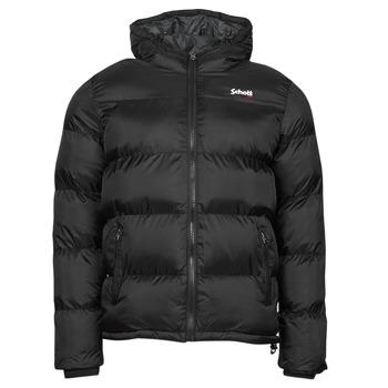 Oblečenie Vyteplené bundy Schott IDAHO2 Čierna