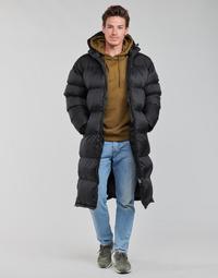 Oblečenie Muži Vyteplené bundy Schott 2190 MAX Čierna