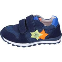 Topánky Chlapci Nízke tenisky Enrico Coveri Tenisky BJ974 Modrá