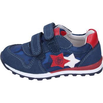 Topánky Chlapci Nízke tenisky Enrico Coveri Tenisky BJ976 Modrá