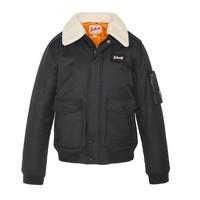 Oblečenie Chlapci Bundy  Schott AIRWAY Čierna