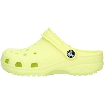 Topánky Chlapci Nazuvky Crocs 204536 Lime green
