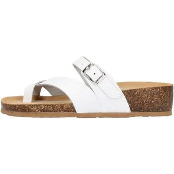 Topánky Ženy Šľapky Bionatura 12A456IBYCBIA White