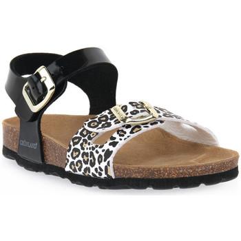 Topánky Chlapci Sandále Grunland NERO 40 LUCE Nero