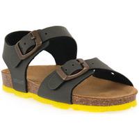 Topánky Sandále Grunland OLIVA 40ARIA Verde