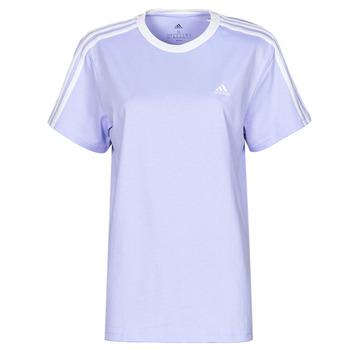 Oblečenie Ženy Tričká s krátkym rukávom adidas Performance WESBEF Fialová
