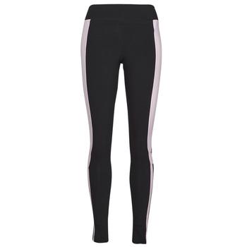 Oblečenie Ženy Legíny adidas Performance WECEBLEG Čierna / Ružová