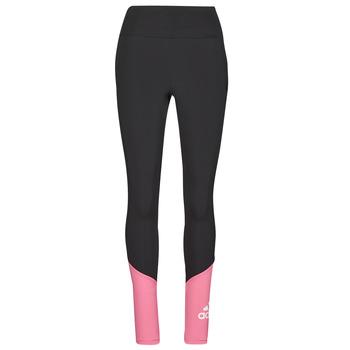 Oblečenie Ženy Legíny adidas Performance WEBLETIG Čierna