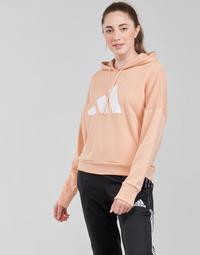 Oblečenie Ženy Mikiny adidas Performance WIFIEB HOODIE Blush