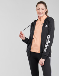 Oblečenie Ženy Vrchné bundy adidas Performance WELINFT FZ Čierna