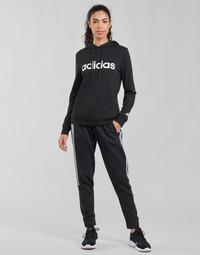 Oblečenie Ženy Tepláky a vrchné oblečenie adidas Performance WECBPT Čierna
