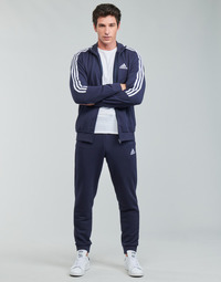 Oblečenie Muži Súpravy vrchného oblečenia adidas Performance M 3S FT TT TS Ink