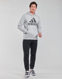 Oblečenie Muži Súpravy vrchného oblečenia adidas Performance M BL FT HD TS Šedá / Medium / Čierna