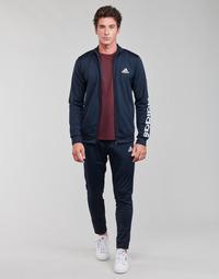 Oblečenie Muži Súpravy vrchného oblečenia adidas Performance M LIN TR TT TS Ink