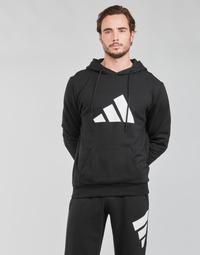 Oblečenie Muži Mikiny adidas Performance M FI 3B HOODIE Čierna