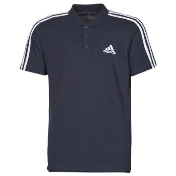 Oblečenie Muži Polokošele s krátkym rukávom adidas Performance M 3S PQ PS Ink