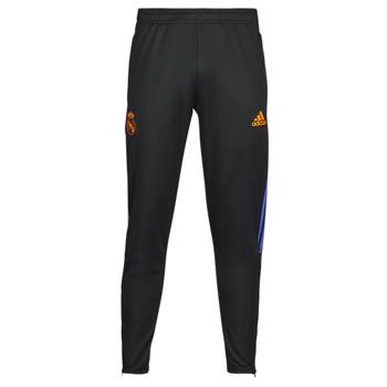 Oblečenie Tepláky a vrchné oblečenie adidas Performance REAL TR PNT Čierna