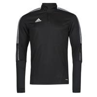 Oblečenie Vrchné bundy adidas Performance TIRO21 TR TOP Čierna