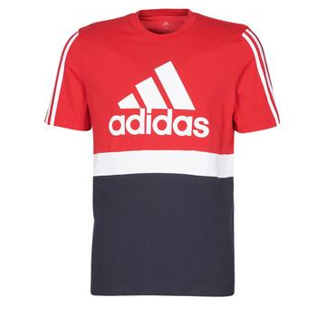 Oblečenie Muži Tričká s krátkym rukávom adidas Performance M CB T Purpurová